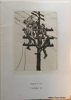 Catalogue 79 Spring MMI: Garton & Co