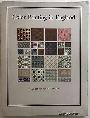 Color Printing in England 1486-1870: Friedman, Joan M