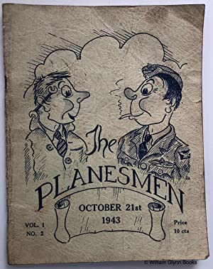 The Planesmen Vol. 1 No. 2. October 21st 1943