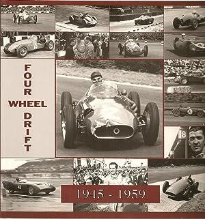Four Wheel Drift 1945-1959: Mike Lawrence