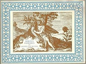 Hortus Floridus, the Four Books of Spring,: Pass, Crispin Van