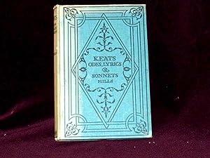 Keats Odes Lyrics and Sonnets;: Hills, M. (Robertson)