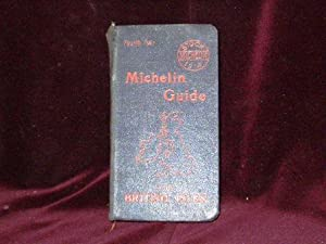 Michelin Guide to the British Isles 1914;