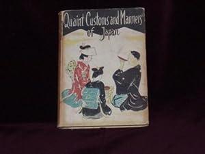 Quaint Customs and Manners of Japan;: Joya, Mock
