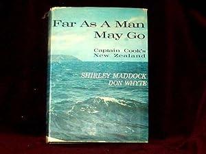 Far As A Man May Go. Captain: Maddock, Shirley Photographs