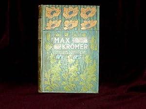 Max Kromer. A Story of The Siege: Stretton, Hesba