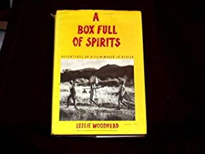 A Box Full of Spirits. Adventures of: Woodhead, Leslie