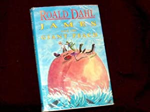 James and the Giant Peach;: Dahl, Roald