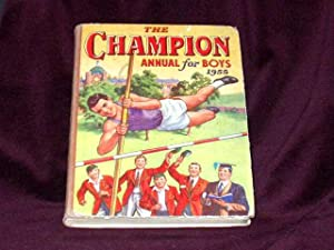 The Champion Annual for Boys 1955;