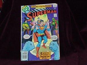 Superman. Vol.41 No.337. July 1979;