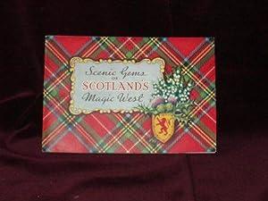 Scenic Gems of Scotland's Magic West;