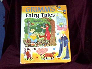 Grimm's Fairy Tales;: Dobbs, Rose (