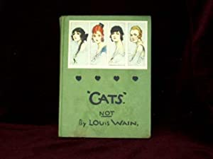 Cats' Not by Louis Wain;