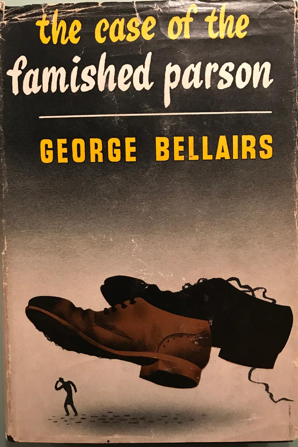 The Case of the Famished Parson cover