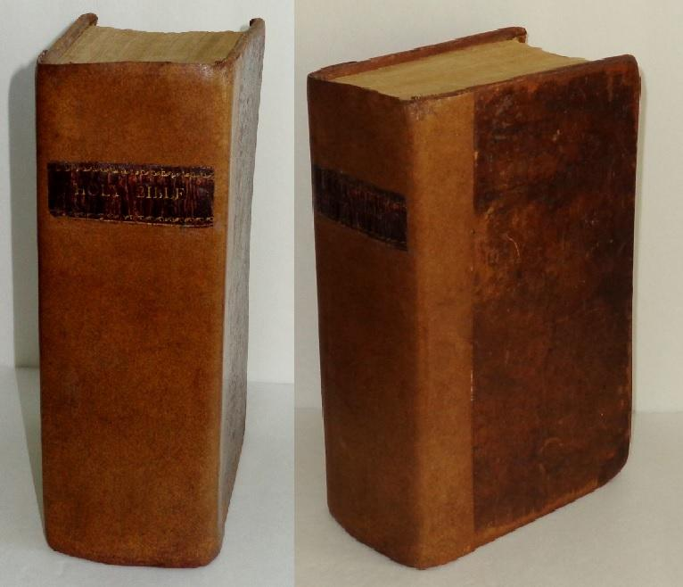 1815 Bible, First Brookfield Edition of the King James Version: The Holy Bible Containing the Old ...
