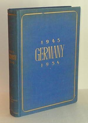 Germany 1945 | 1954: Boas
