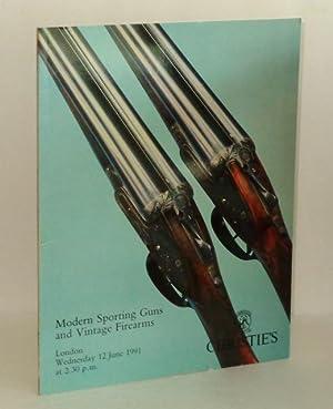 Modern Sporting Guns Vintage Firearms, London 12: Christie's