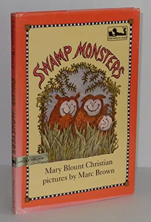 Swamp Monsters: Christian, Mary Blount