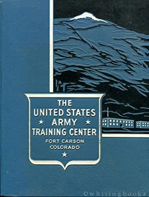 United States Army Training Center Fort Carson Colorado 1961 Yearbook for 1st Battalion, 3d Train...