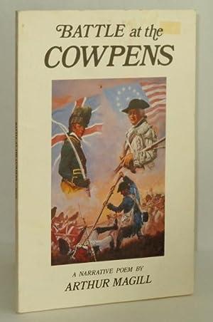 Battle at the Cowpens: Magill, Arthur