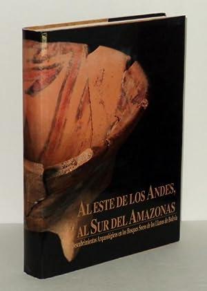 Al Este de los Andes, al Sur: Saavedra, Carlo Gonzalo