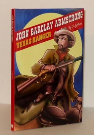 John Barclay Armstrong, Texas Ranger: Alter, Judy