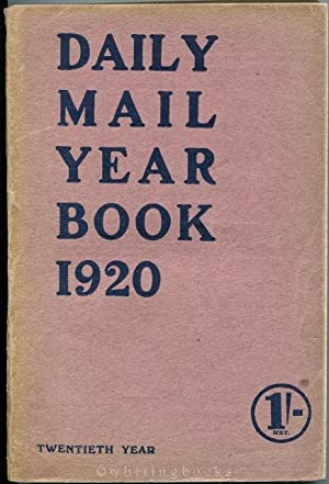 Daily Mail Year Book 1920