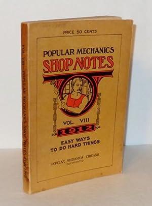 Popular Mechanics Shop Notes: Easy Ways to