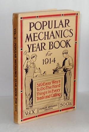 Popular Mechanics Shop Notes for 1914: 519