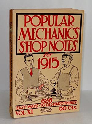 Popular Mechanics Shop Notes for 1915: 626