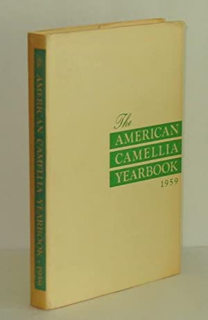 The American Camellia Yearbook 1959