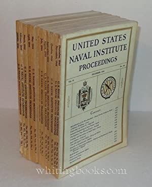 United States Naval Institute Proceedings 1944, Volume 70, Complete