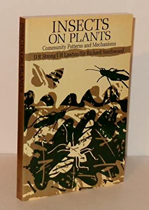 Insects on Plants: Community Patterns and Mechanisms