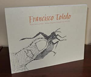 Francisco Toledo, Recent Works on Paper,: Etchings,