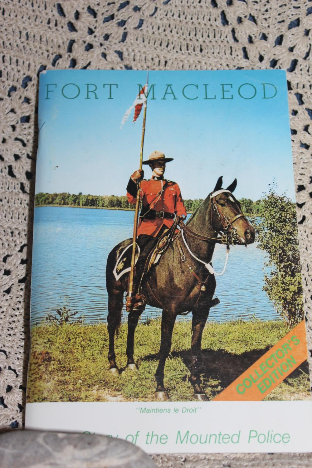 Fort MacLeod - The Story of the Mounted Police