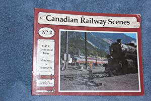 Canadian Railway Scenes - No. 2: Hungry Wolf, Adolph