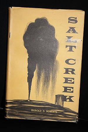 Salt Creek Wyoming: Roberts, Harold De