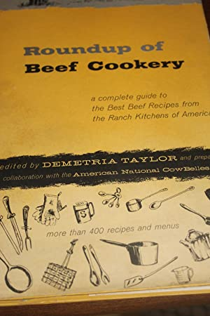 Roundup of Beef Cookery
