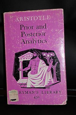 Prior and Posterior Analytics: Aristotle