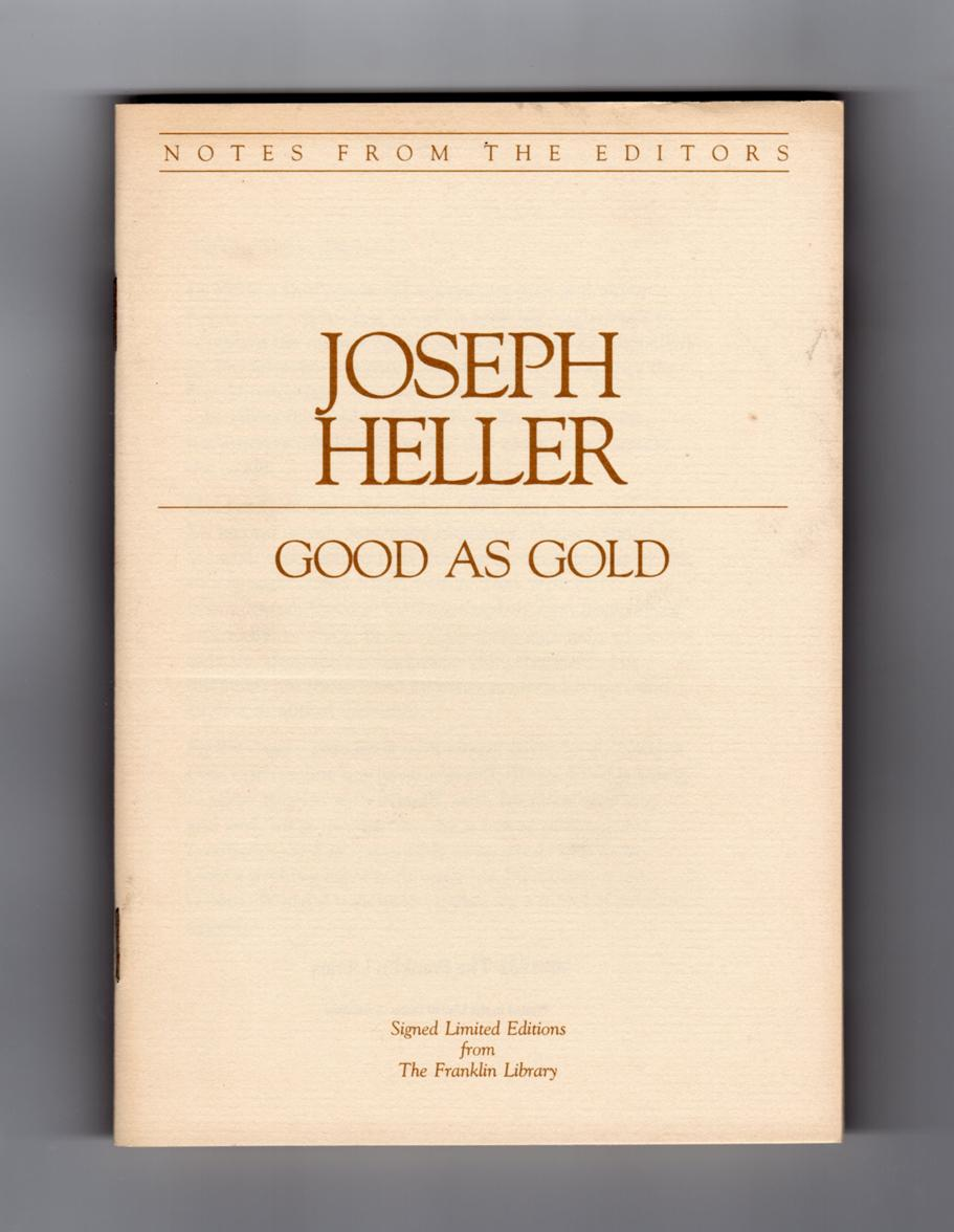 good as gold heller