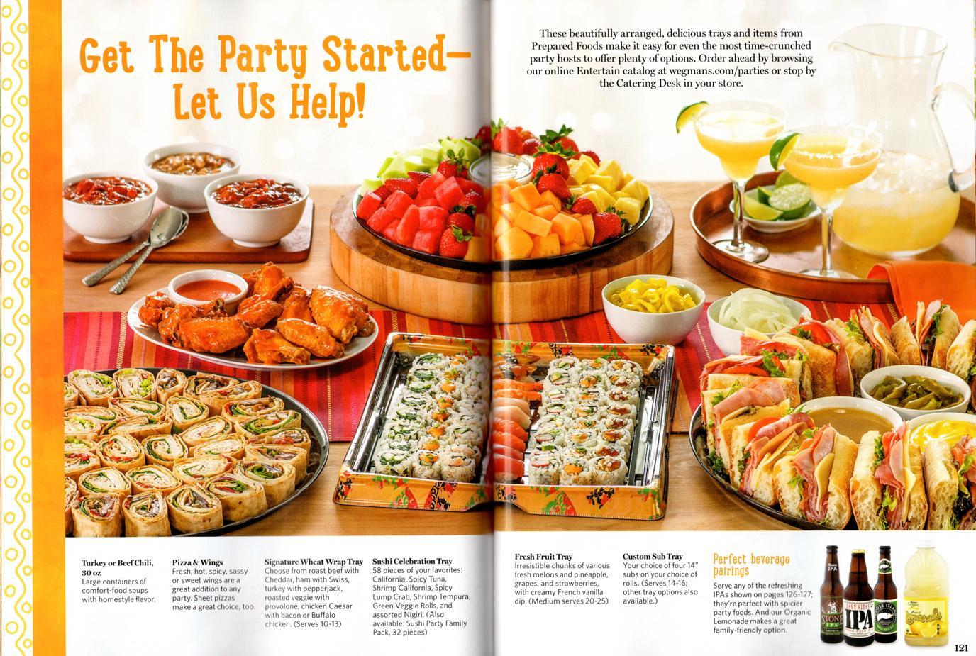 Wegmans menu magazine winter 2015 cuisine cookbook recipes by staff wegmans menu magazine winter 2015 cuisine cookbook recipes uncredited staff forumfinder Choice Image