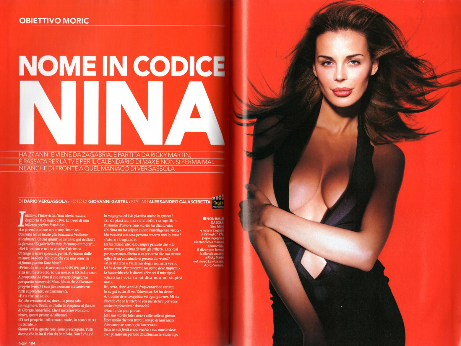 All logical Show magazine nina mascunana you tell