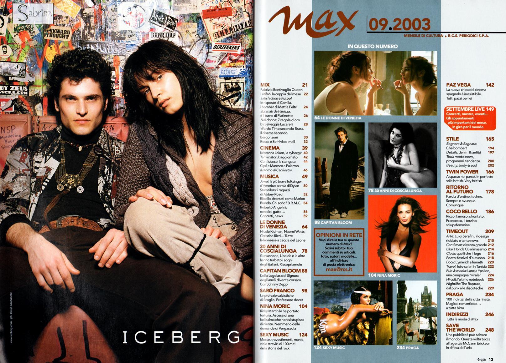 Apologise, but, Show magazine nina mascunana remarkable, very