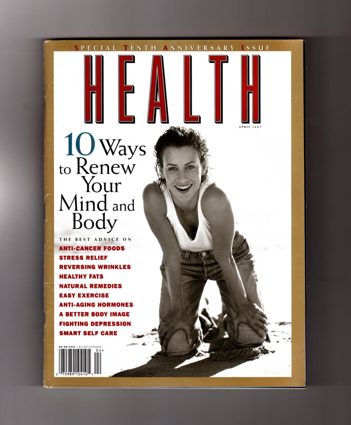 Health Magazine - April, 1997  Maja Kiener