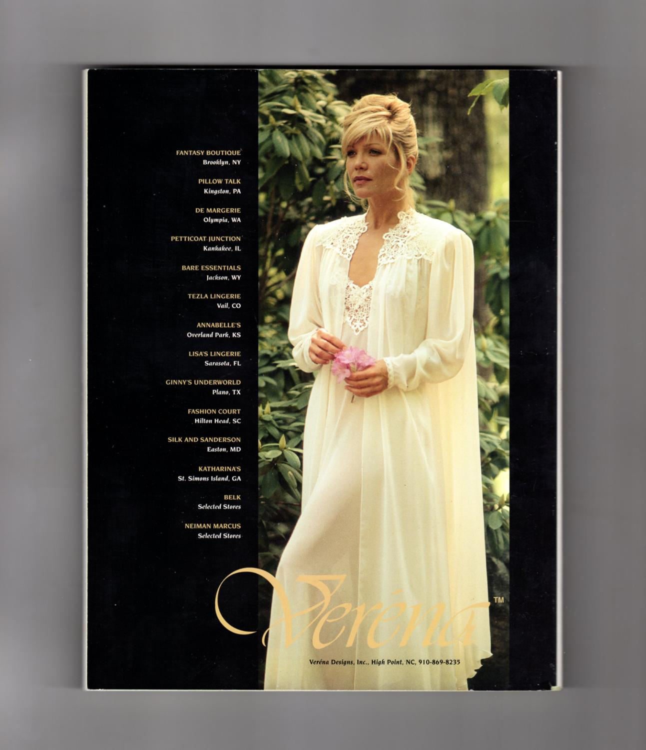 Wedding Dresses Magazine - Spring- Summer, 1996. 210 Page Bridal ...
