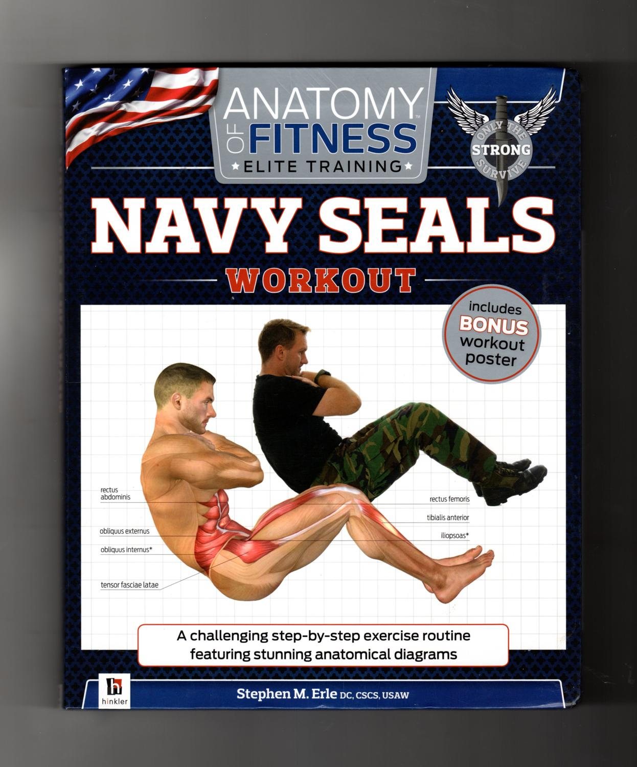 Anatomy Of Fitness Elite Training Navy Seals Workout With Wall