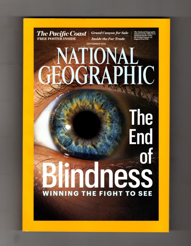 National Geographic est un magazine mensuel publié par la National Geographic Society une société américaine Il est immédiatement identifiable grâce au cadre