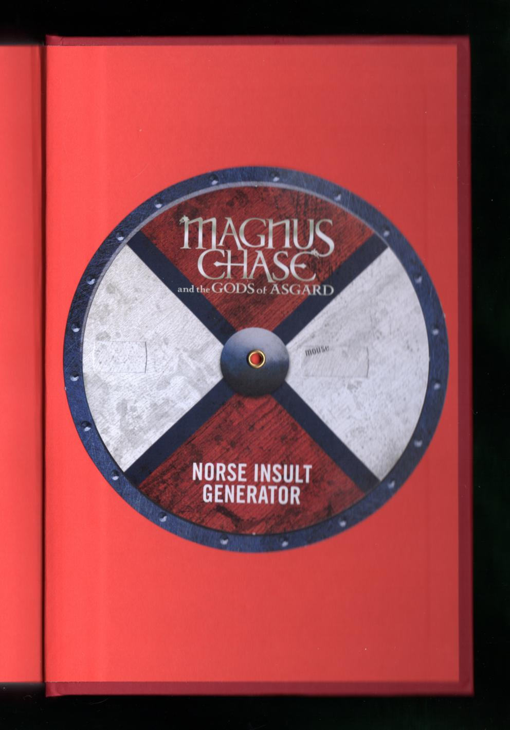 The Ship of the Dead: Magnus Chase and the