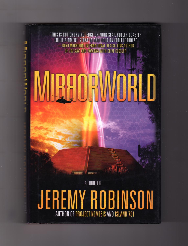 MirrorWorld  A Thriller  First Edition &