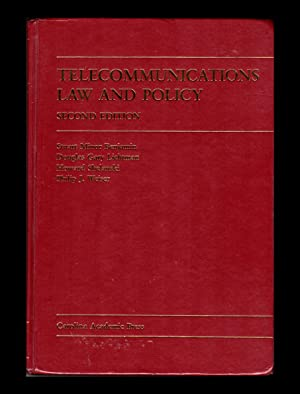 Telecommunications Law and Policy: Stuart Minor Benjamin/